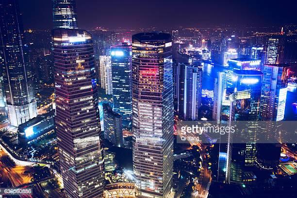 China Shanghai Lujiazui Finance and Trade Zone