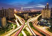 China shenzhen Skyscraper