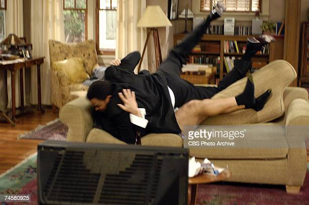 'China Syndrome Part 1 and Part 2' Deacon Palmer and Doug on the onehour series finale of THE KING OF QUEENS scheduled for rebroadcast on Thursday...