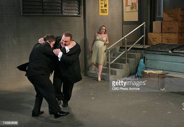 'China Syndrome Part 1 and Part 2' Spence Olchin and Doug and Holly on the onehour series finale of THE KING OF QUEENS scheduled for rebroadcast on...