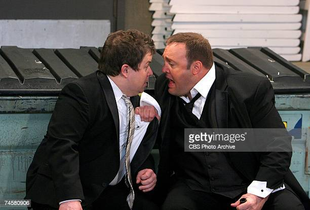 'China Syndrome Part 1 and Part 2' Spence Olchin and Doug on the onehour series finale of THE KING OF QUEENS scheduled for rebroadcast on Thursday...