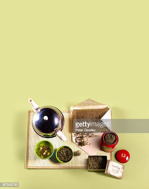china tea making. - ceremony stock pictures, royalty-free photos & images