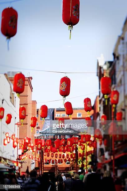 China Town Chinese New Year