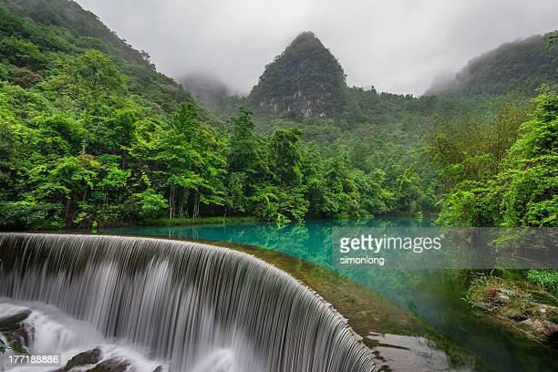 china travel , guizhou. - province du guizhou photos et images de collection