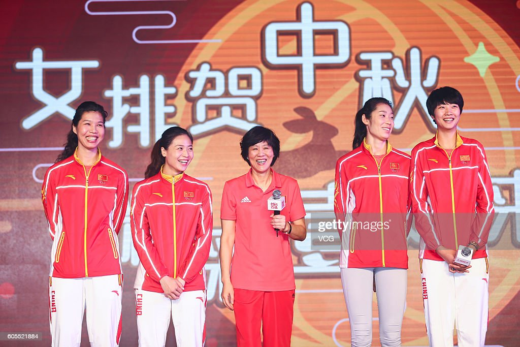 China Women's National Volleyball Team Visit Alibaba's Xixi Campus