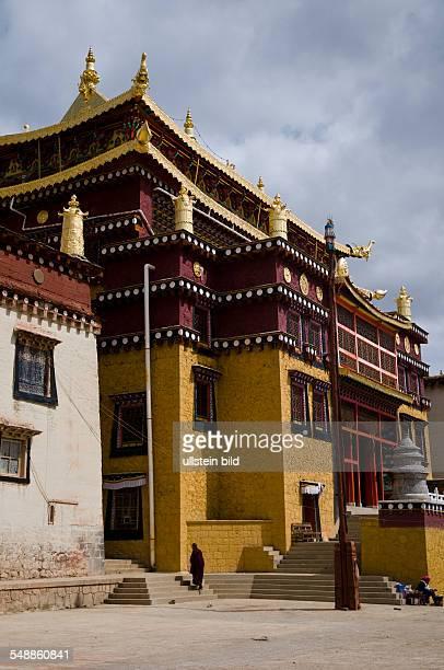 China Yunnan - Shangri-La - Ganden Sumtseling Monastery - 2008