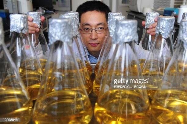 Chinaeducationsciencetechnologyscholars FEATURE by Dan Martin In a picture taken on June 23 2010 Professor Shi Yigong who walked away from a top...