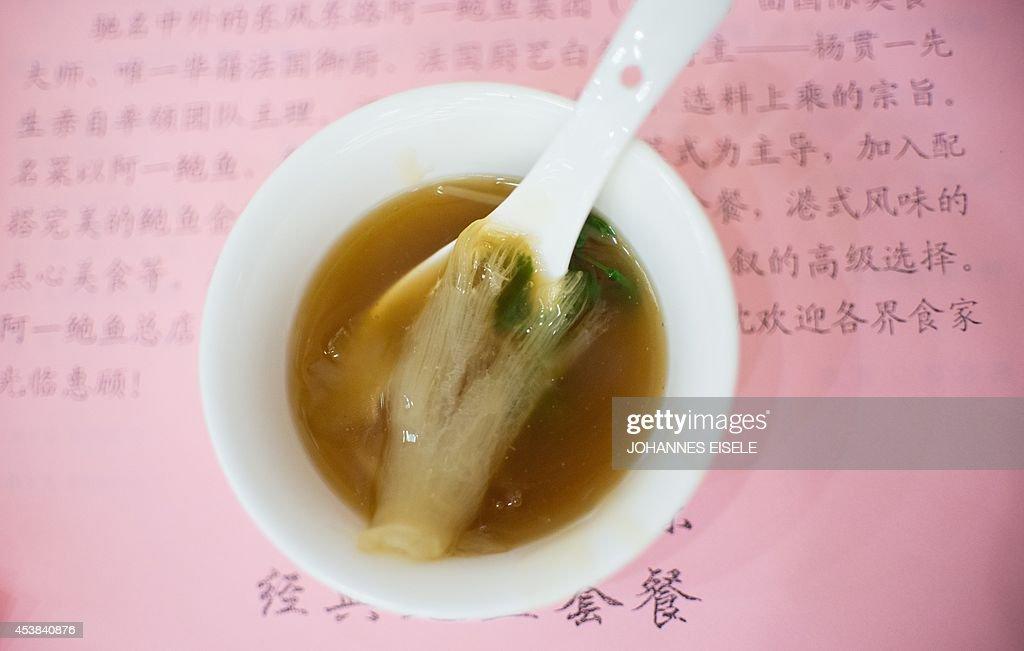 CHINA-ENVIRONMENT-SOCIAL-FOOD-ECONOMY : News Photo