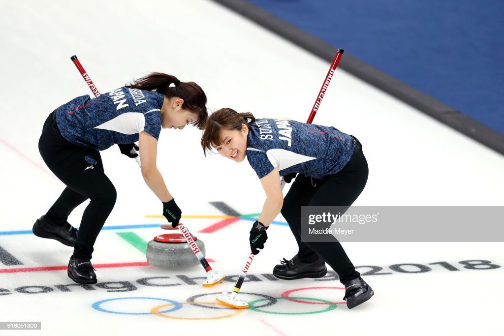 Curling - Winter Olympics Day 5 : ニュース写真