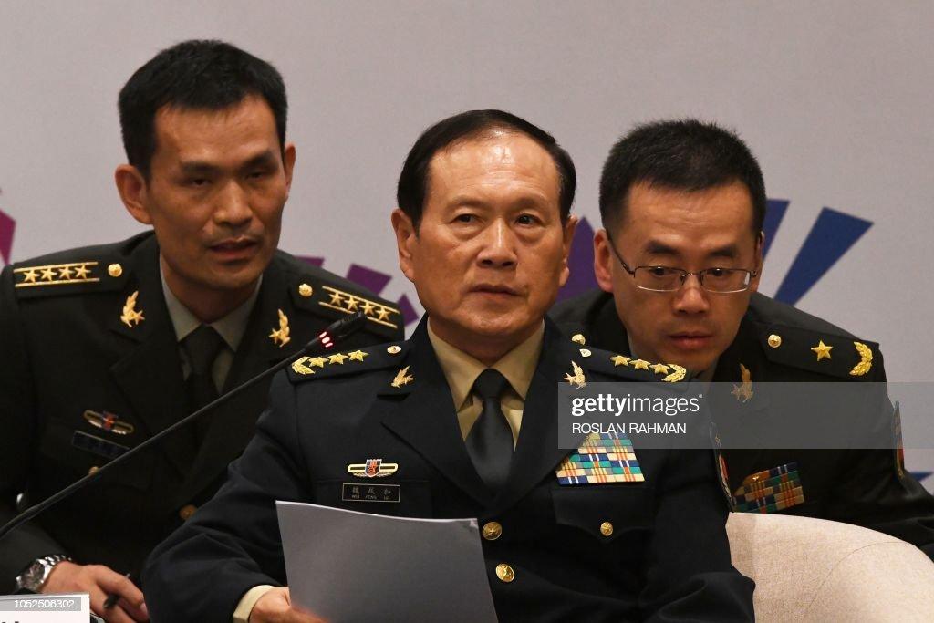 SINGAPORE-ASEAN-SECURITY-SUMMIT : News Photo
