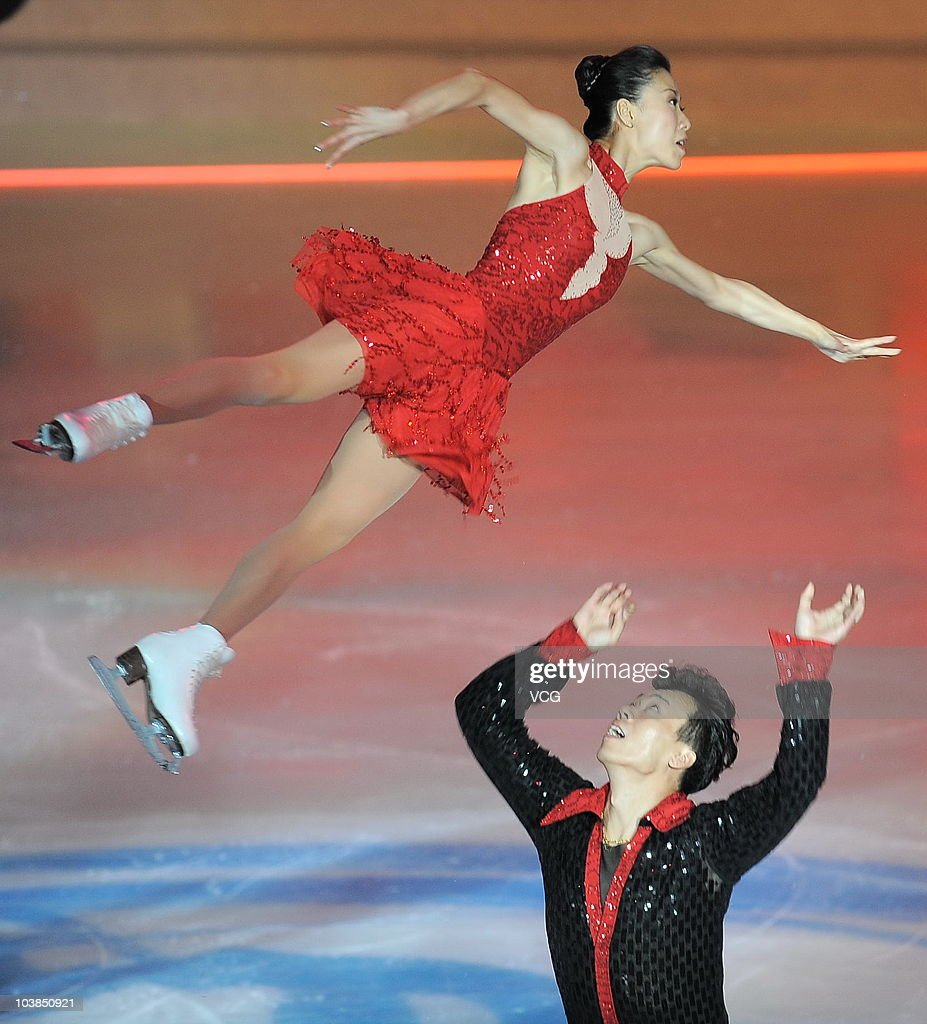Wedding Party For World Champion Figure Skaters Shen Xue and Zhao Hongbo