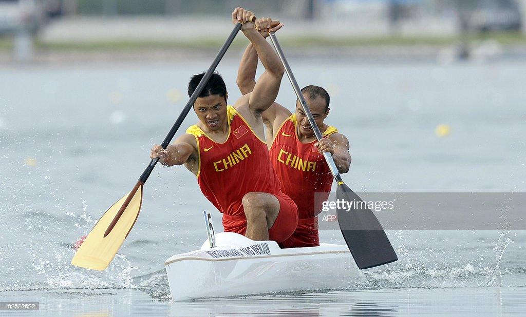 China?s Guanliang Meng and Wenjun Yang c : News Photo