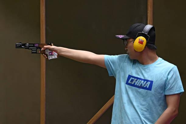 JPN: Shooting - Olympics: Day 10