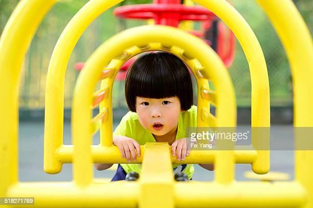 China's little girl
