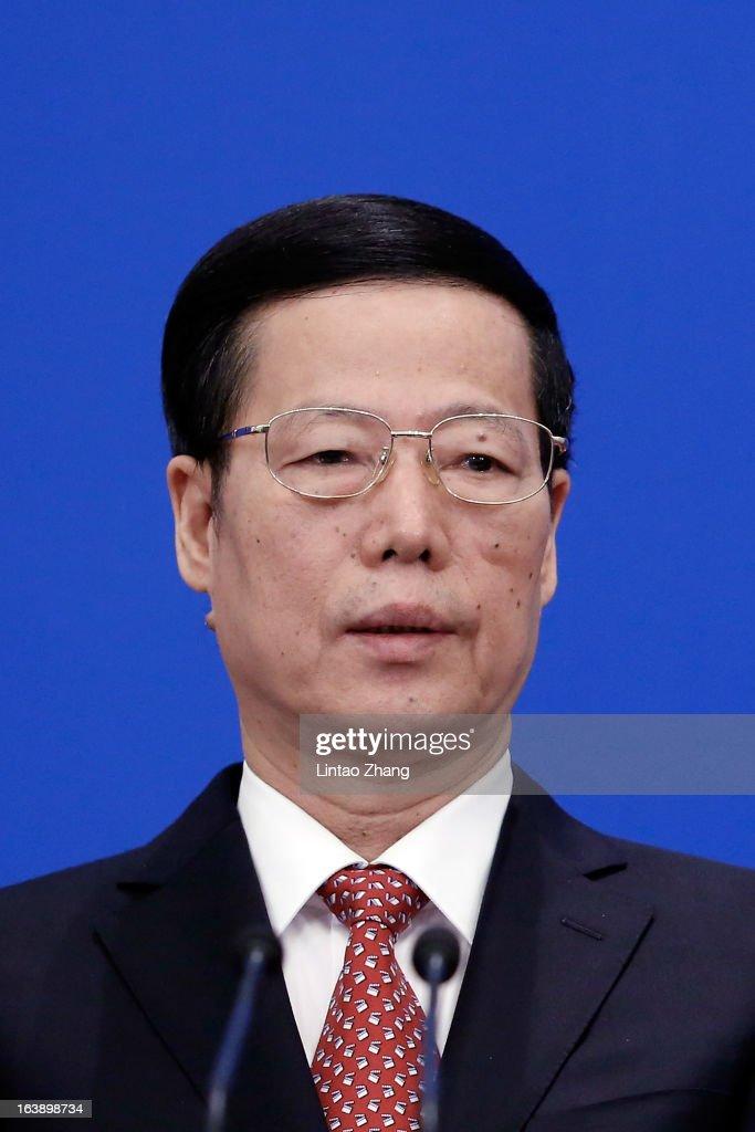 New Premier Li Keqiang Press Conference