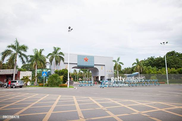 china's people's liberation army naval command centre in sanya - sanya stock pictures, royalty-free photos & images
