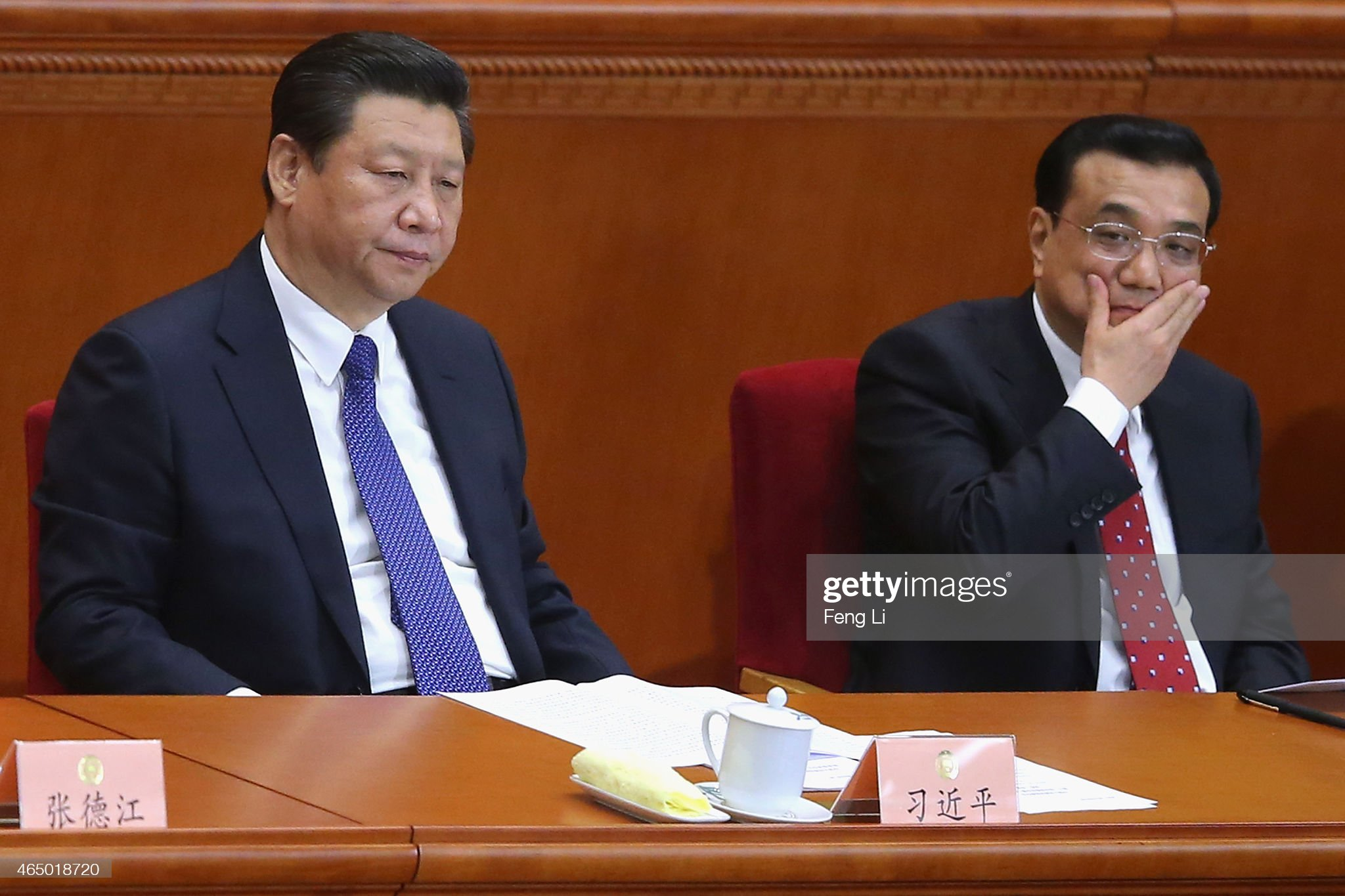 The Chinese People's Political And Consultative Conference - Opening Ceremony : News Photo