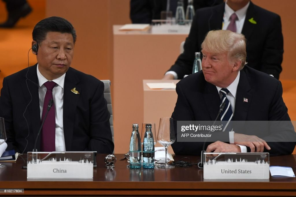 GERMANY-G20-SUMMIT : News Photo
