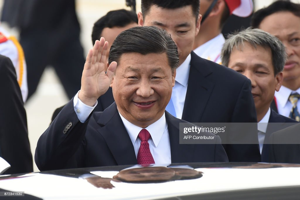 VIETNAM-APEC-SUMMIT : News Photo
