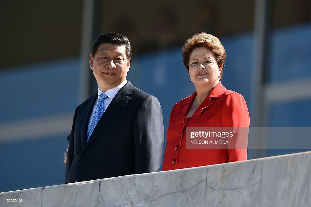 BRAZIL-BRICS-CELAC-ROUSSEFF-XI : News Photo