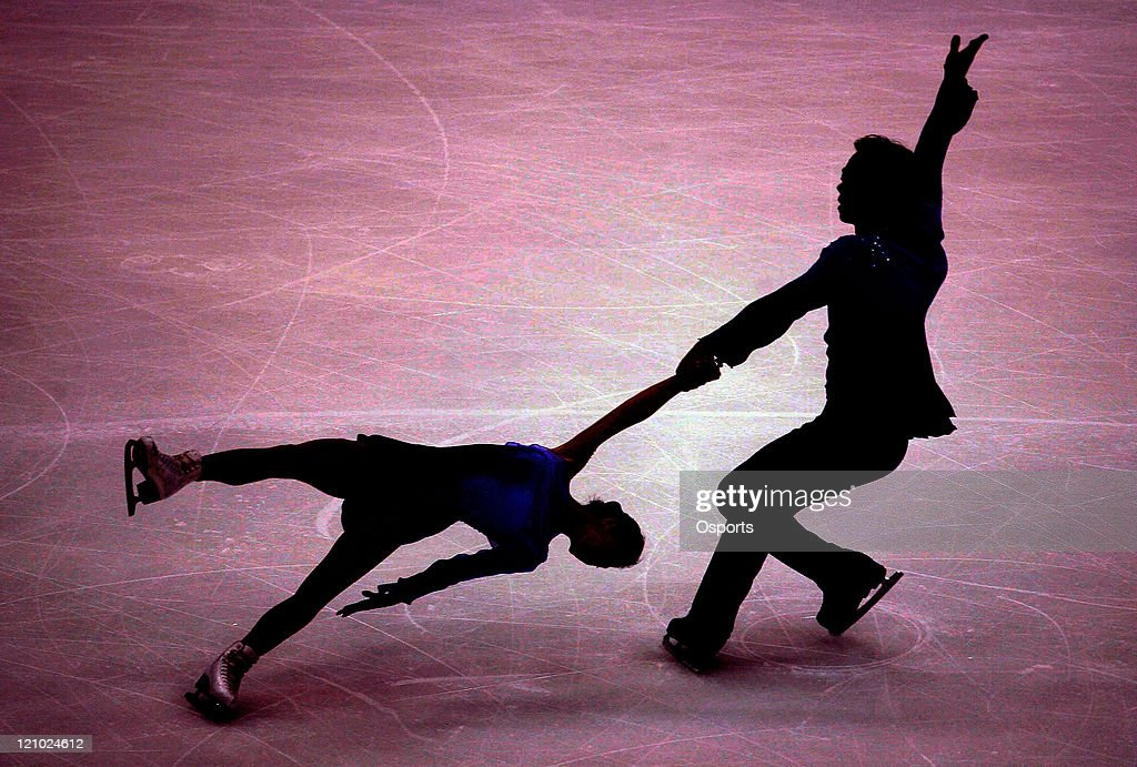 Asian Winter Games - Figure Skating - Ice Dancing - February 3, 2007