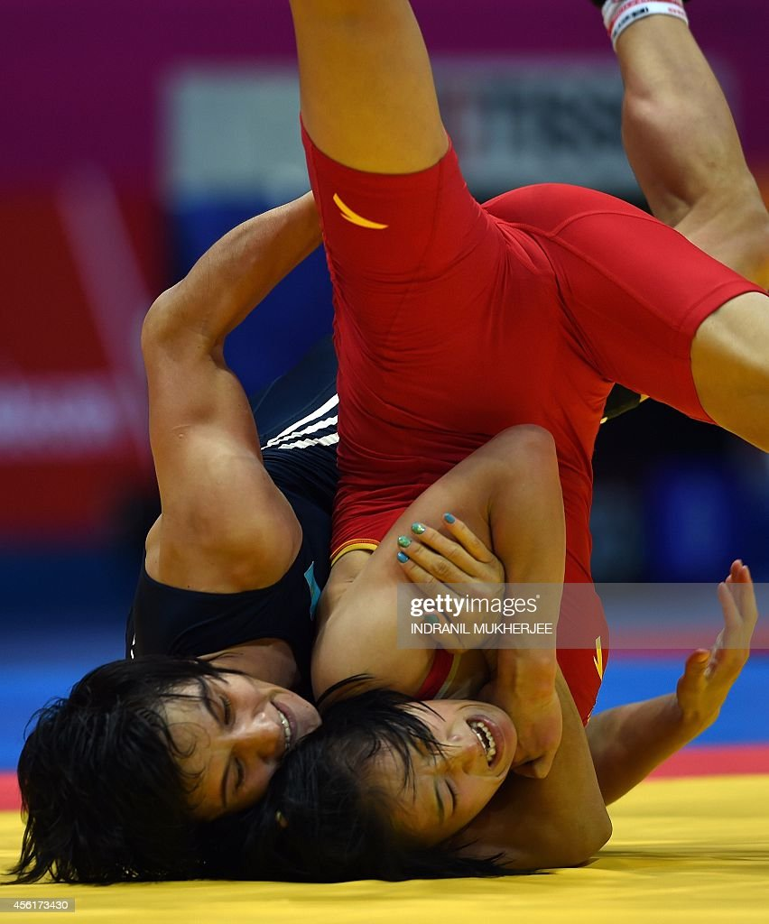 Freestyle wrestling womens video catfight247 - 2 7