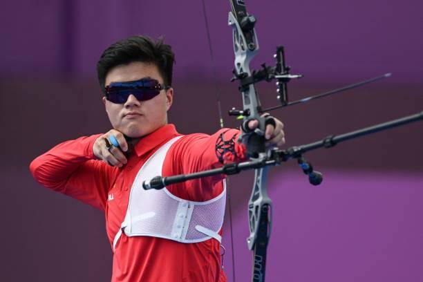 JPN: Archery - Olympics: Day 6