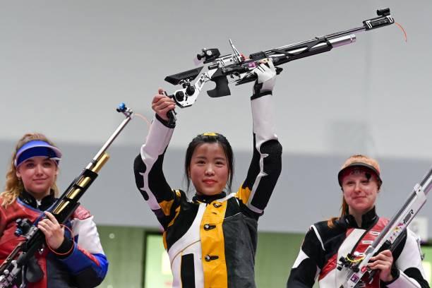 JPN: Shooting - Olympics: Day 2