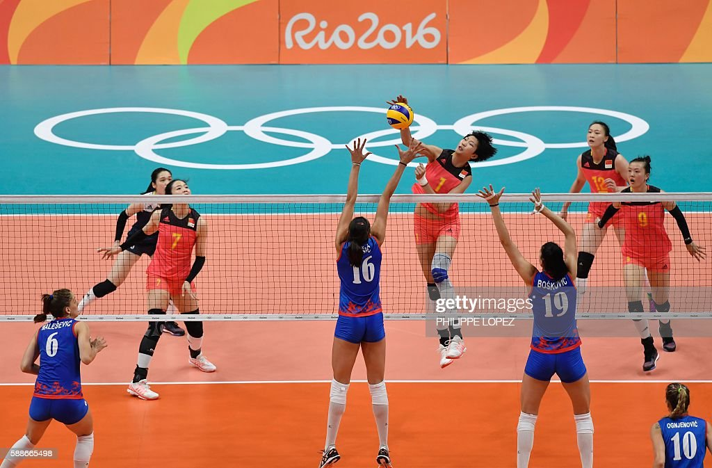 Volleyball - Olympics: Day 7