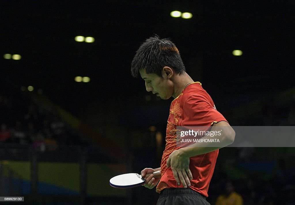 Table Tennis - Olympics: Day 10