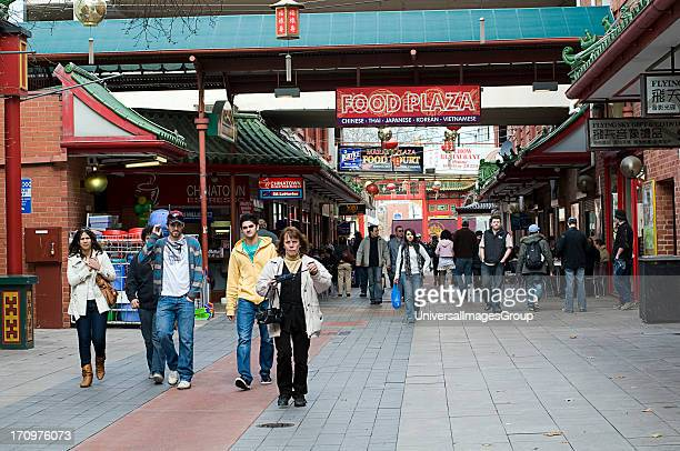 Chinatown Adelaide South Australia SA Australia