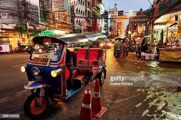 chinatown, bangkok, thailand - bangkok stock pictures, royalty-free photos & images