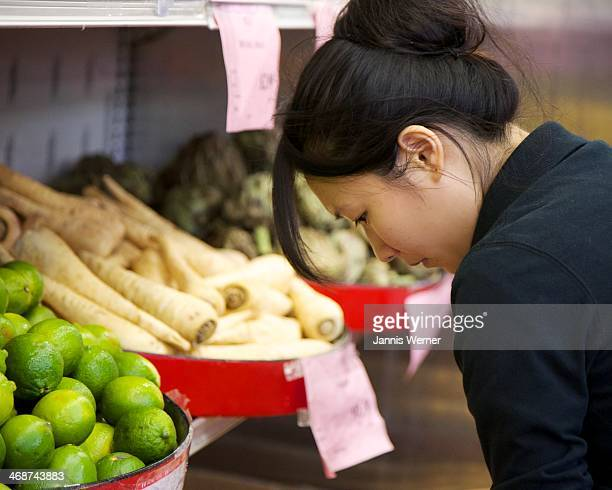 Chinatown Grocery Shopping
