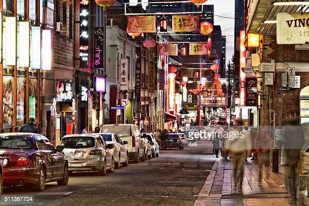 Chinatown de Melbourne