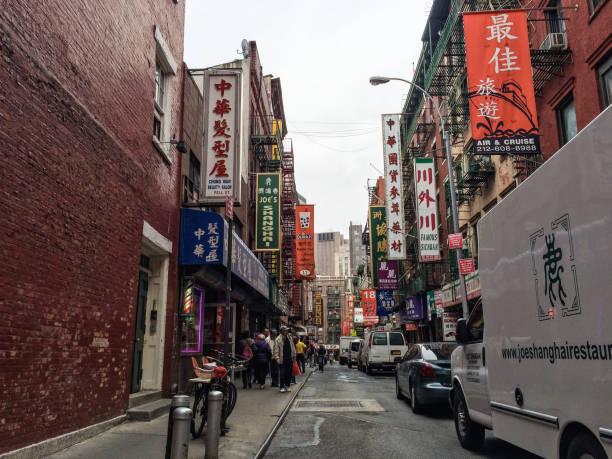 NYC Chinatown