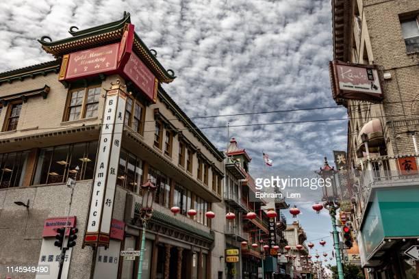 chinatown san francisco - ephraim lem stock pictures, royalty-free photos & images