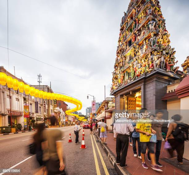 Chinatown, Sri Mariamman Temple