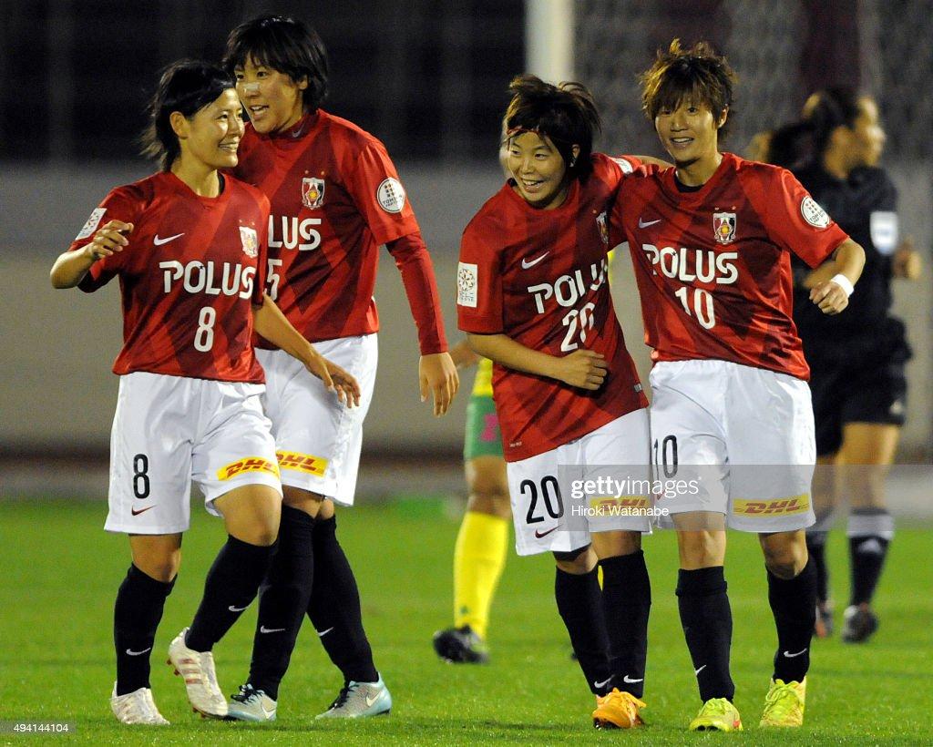 Urawa Red Diamonds Ladies v JEF United Chiba Ladies - Nadeshiko League : News Photo