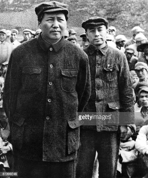 Zhu Enlai , one of the leaders of the Chinese Communist Party , and Prime Minister of China from its inception in 1949 until his death, and Chairman...