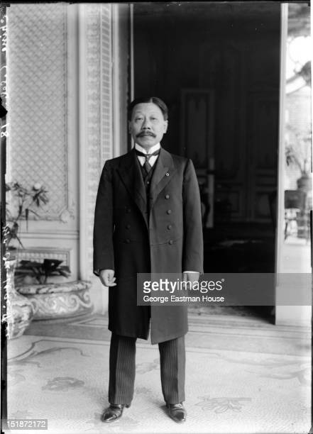 Chine Celeb Mr Ou-Wei-Tai, between 1900 and 1919.