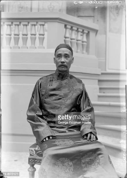 Chine Celeb/Miang-Tsun Yen, between 1900 and 1919.