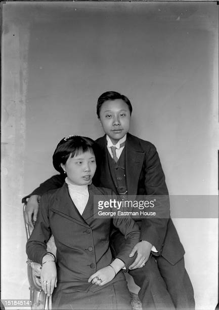 Chine Celeb./Soueng Pao-Ki Ministre chinois-Cl. Chusseau-Flaviens, between 1900 and 1919.