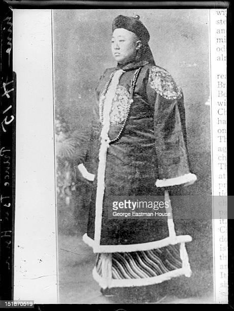 Chine Prince Tsai Hsun, between 1900 and 1919.