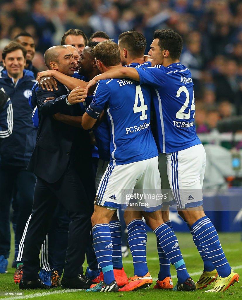 FC Schalke 04 v Sporting Clube de Portugal - UEFA Champions League