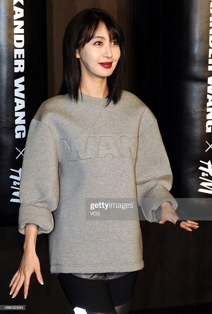 Alexander Wang x H&M Launch Event