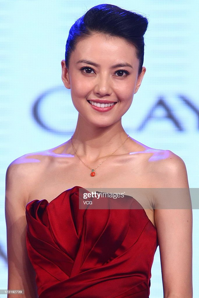 Gao Yuanyuan Attends Product Launch