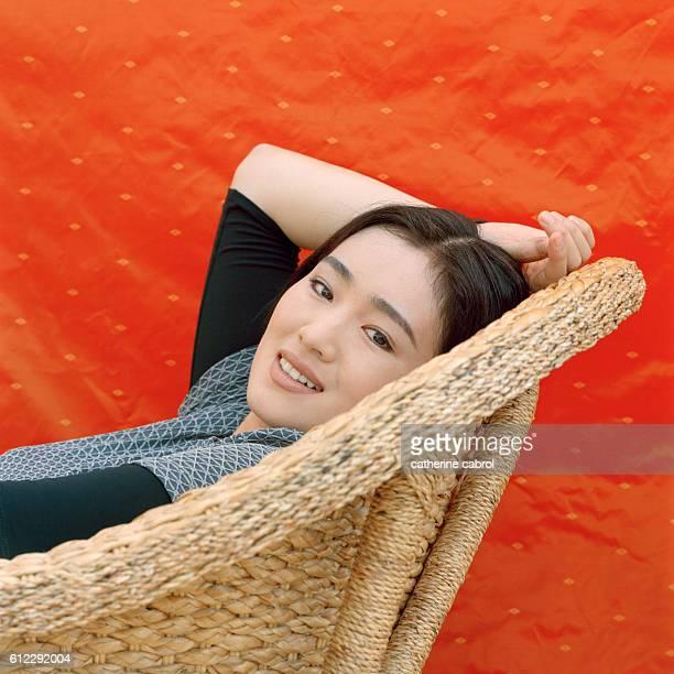 Chinese Actress Gong Li
