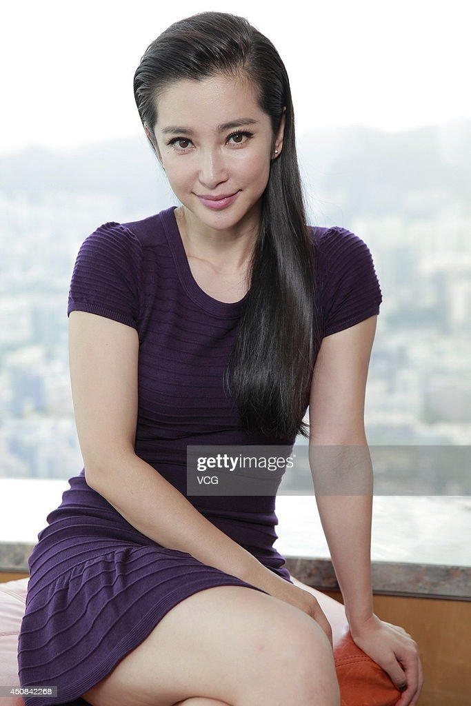 Li Bingbing Interview In Hong Kong