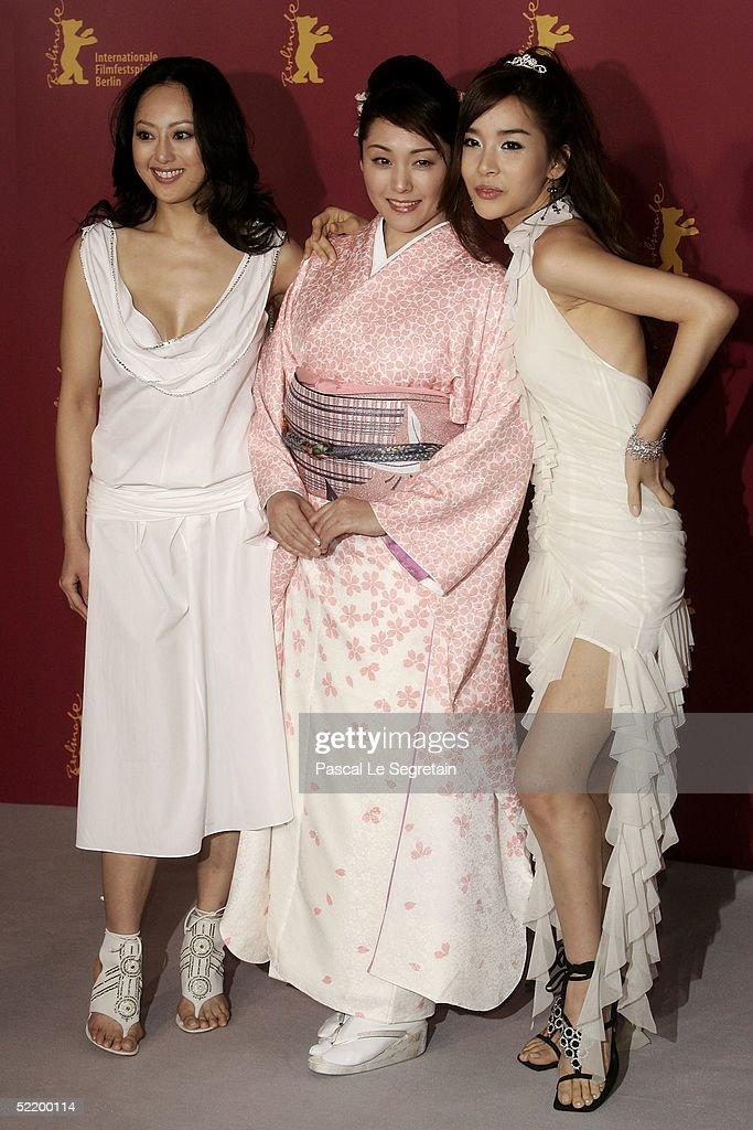 "Berlinale: ""Tao Se"" Photocall : News Photo"
