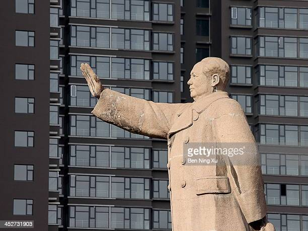 Chinese advancing property market. Under Mao's leadership?